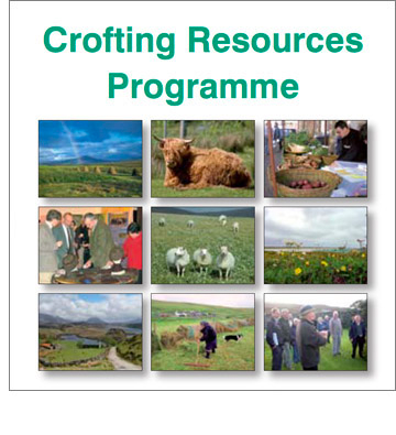 Crofting Resources Programme Logo