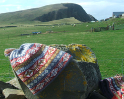 Picture of wool hat