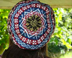 Picture of a wool hat