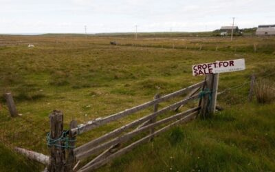 Crofting Federation gathering on 'Access to Crofts' inundated