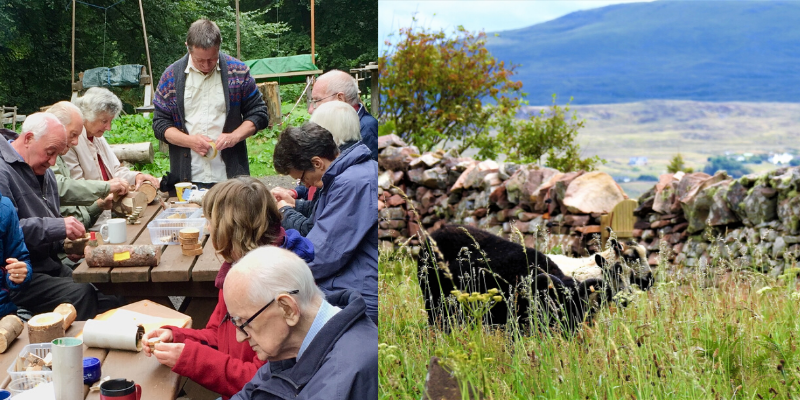 Health and Wellbeing in a Social Crofting Context
